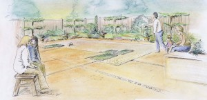 Albright-Souza Petanque Sketch