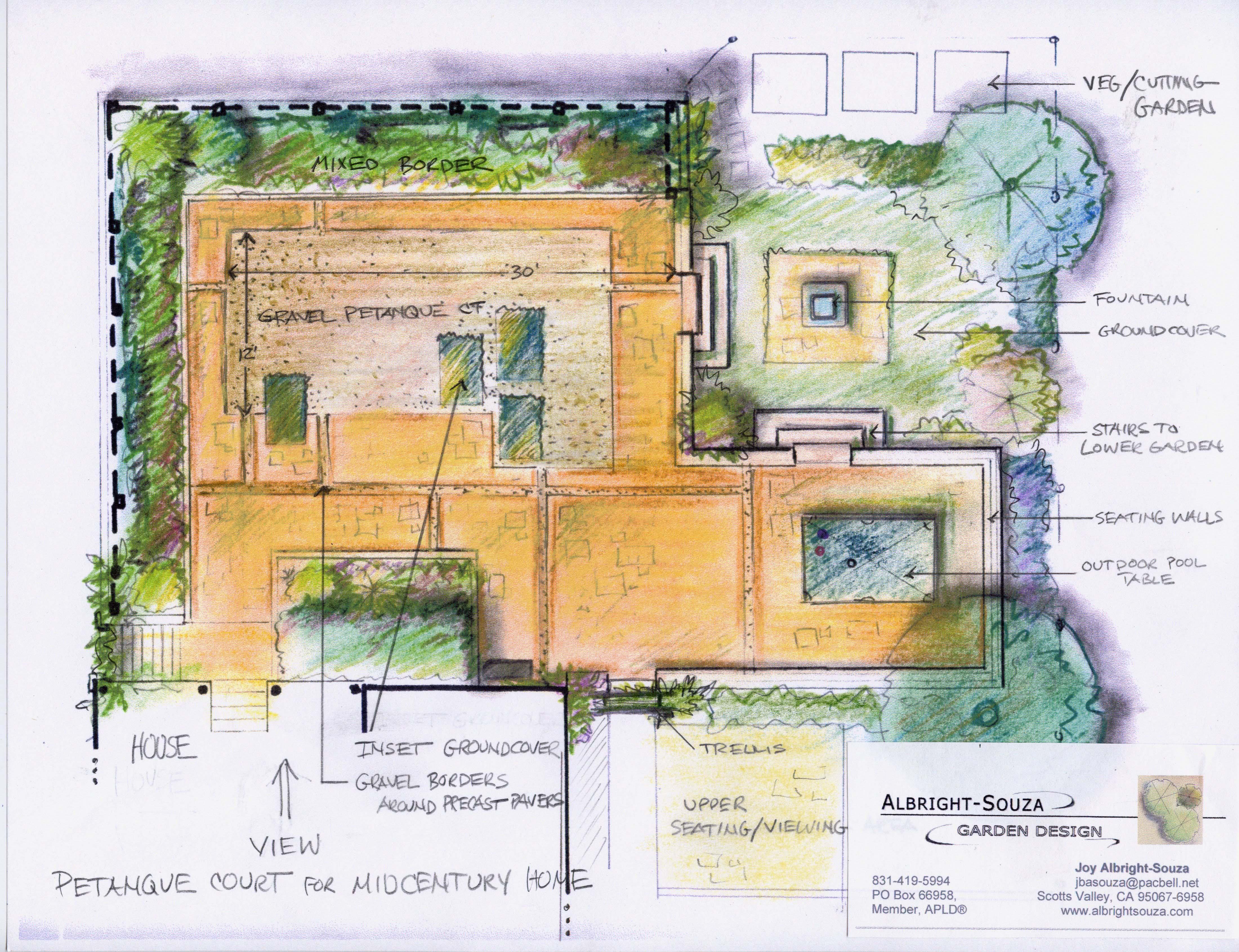Zen Garden Design Plan waternomicsus