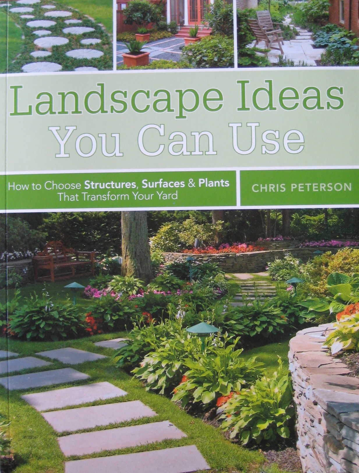 Landscape Ideas You Can Use; The Book | per joy