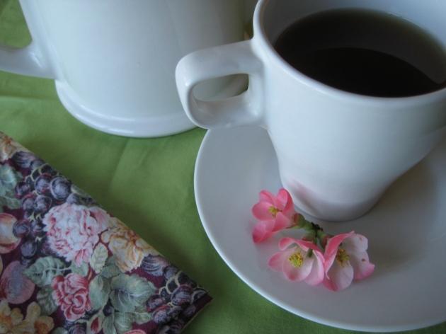 Albright-Souza Garden Room Cup of Tea