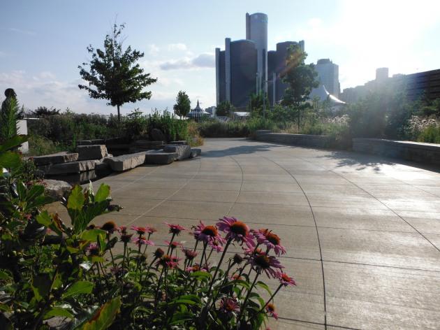 Detroit Riverwalk