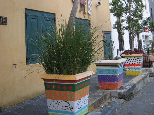 Albright-Souza Capetown South Africa ceramic pots