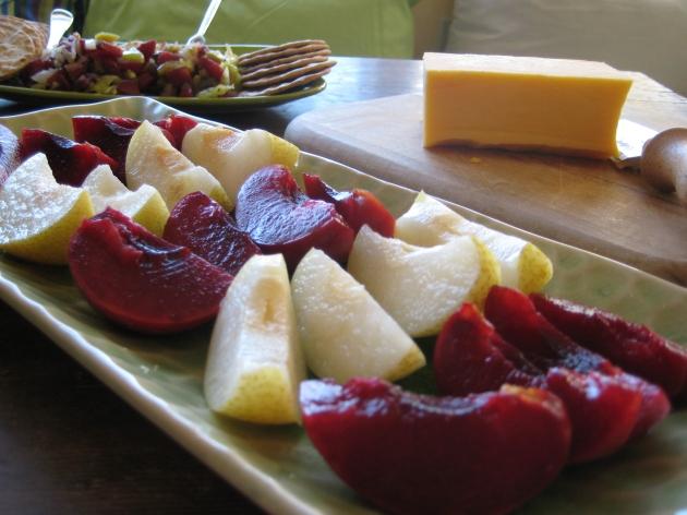 Perjoy Satsuma Plums Pears