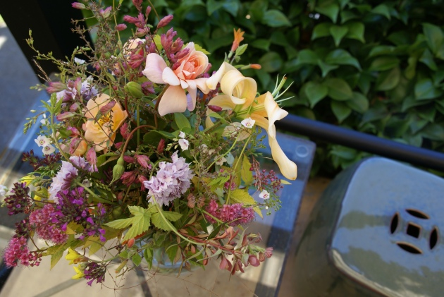 Late Summer August Bouquet