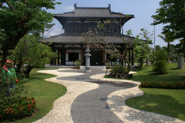 Thai Japanese Path