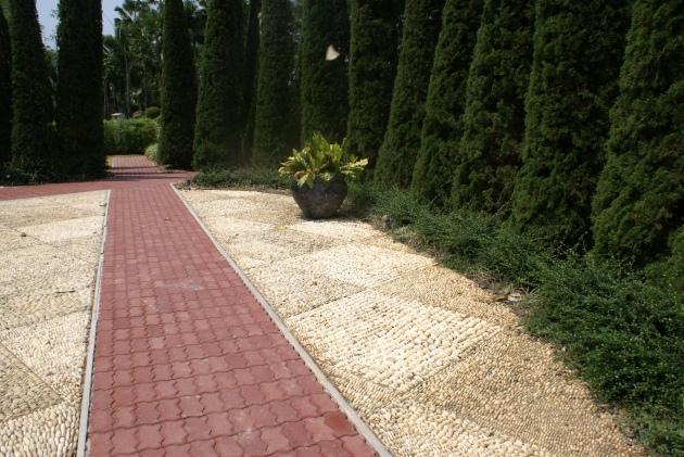 Italian Garden in Chiang Mai