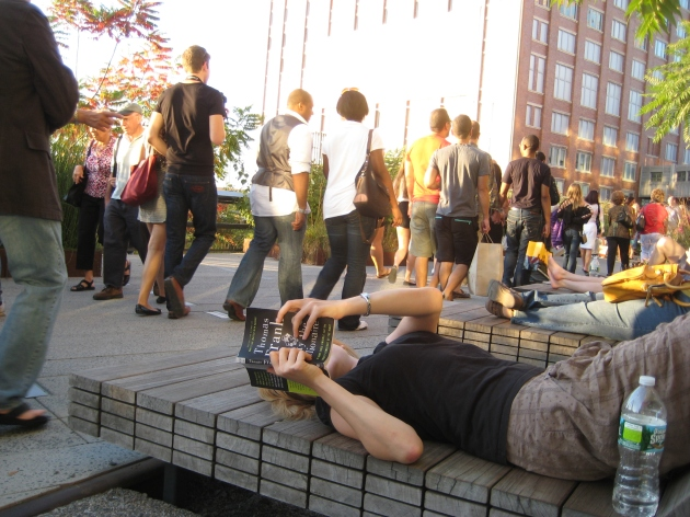 High Line relax