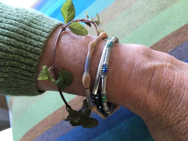 yerba bracelet