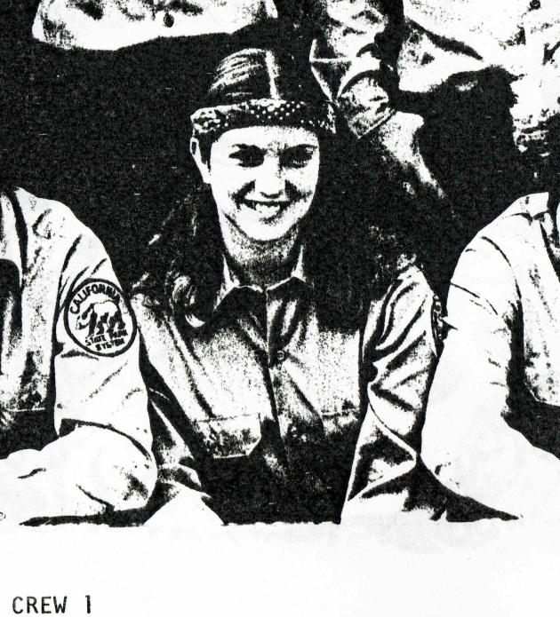 Joy YCC crew Montana de Oro Morro Bay