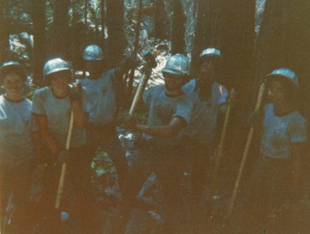 SCA Yosemite 1979 dirty crew