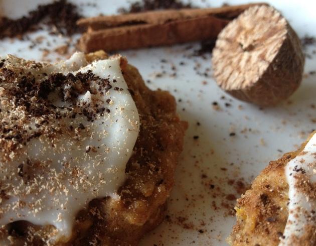 psl pumpkin spice cookie closeup